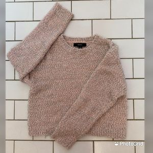 Forever 21 sparkly sweater size M good condition
